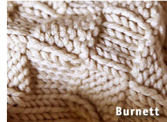 Burnett, Free Pattern