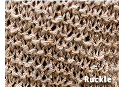 Ruckle, Free Pattern