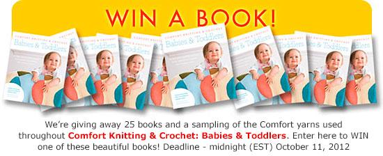 Win A Book!