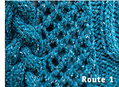 Route 1, Free Pattern