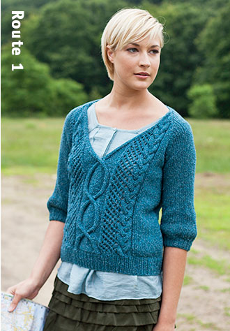 Route 1 - Free Pattern
