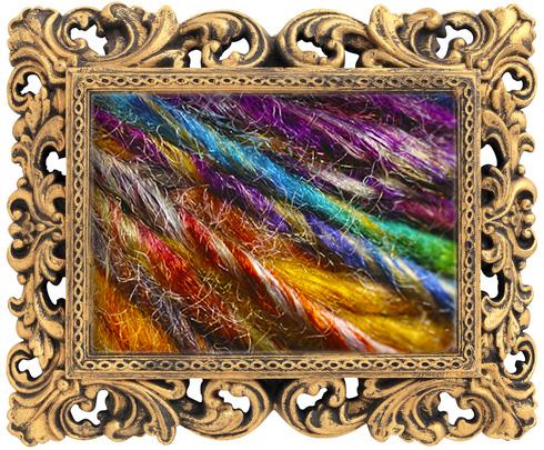 A Masterpiece in Yarn